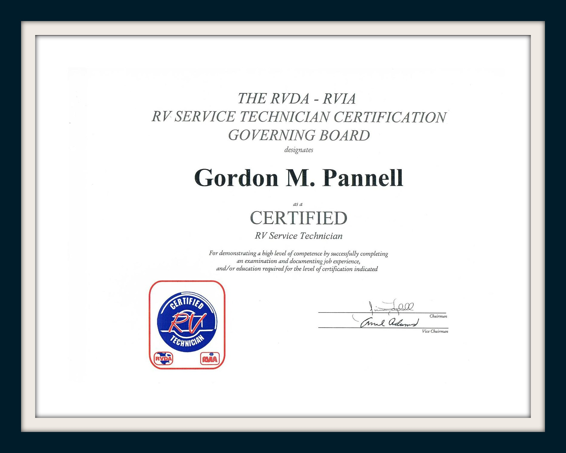 Mobile rv repair rvia certified 1betcityfo Image collections